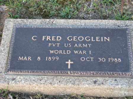 GOEGLEIN, FRED C. - Meigs County, Ohio | FRED C. GOEGLEIN - Ohio Gravestone Photos