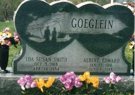 GOEGLEIN, ALBERT EDWARD - Meigs County, Ohio | ALBERT EDWARD GOEGLEIN - Ohio Gravestone Photos