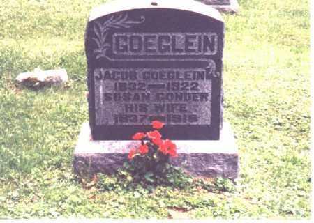 GONDER GOEGLEIN, SUSAN - Meigs County, Ohio | SUSAN GONDER GOEGLEIN - Ohio Gravestone Photos