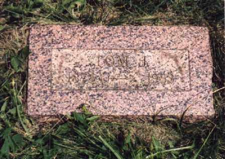 GOEGLEIN, TOM J. - Meigs County, Ohio | TOM J. GOEGLEIN - Ohio Gravestone Photos