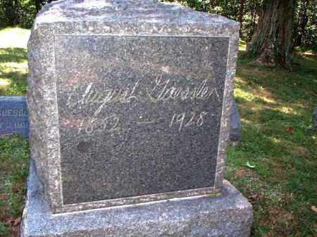 GOESSLER, AUGUST - Meigs County, Ohio | AUGUST GOESSLER - Ohio Gravestone Photos