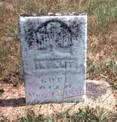 GOFF, INFANT - Meigs County, Ohio | INFANT GOFF - Ohio Gravestone Photos