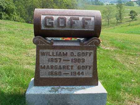 SCHULER GOFF, MARGARET - Meigs County, Ohio | MARGARET SCHULER GOFF - Ohio Gravestone Photos