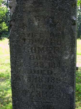 GOMER, MARY E. - Meigs County, Ohio | MARY E. GOMER - Ohio Gravestone Photos