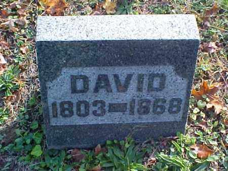 GORSUCH, DAVID - Meigs County, Ohio | DAVID GORSUCH - Ohio Gravestone Photos