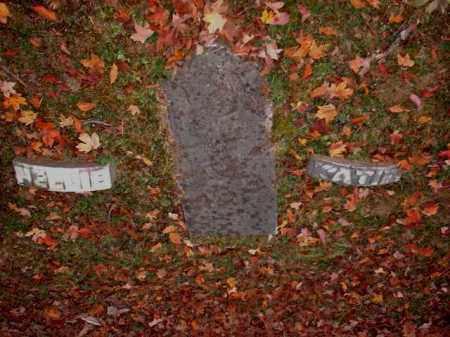 GORSUCH, KATIE - Meigs County, Ohio | KATIE GORSUCH - Ohio Gravestone Photos
