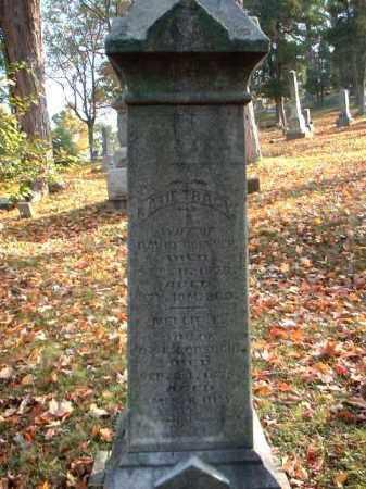 GORSUCH, NELLIE E. - Meigs County, Ohio | NELLIE E. GORSUCH - Ohio Gravestone Photos