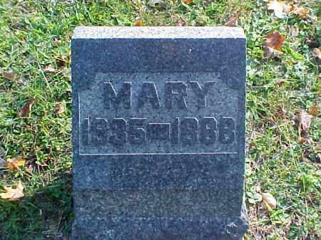 MCNAUGHTON GORSUCH, MARY - Meigs County, Ohio | MARY MCNAUGHTON GORSUCH - Ohio Gravestone Photos