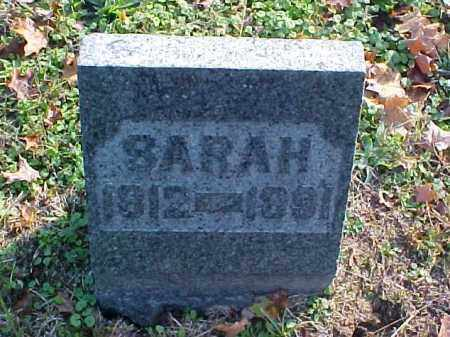 HANLIN GORSUCH, SARAH - Meigs County, Ohio | SARAH HANLIN GORSUCH - Ohio Gravestone Photos