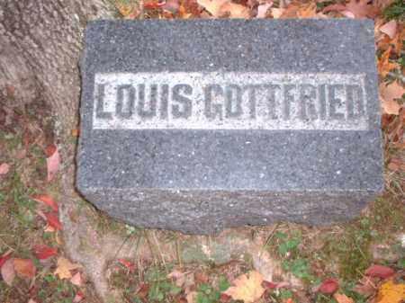 GOTTFRIED, LOUIS - Meigs County, Ohio   LOUIS GOTTFRIED - Ohio Gravestone Photos
