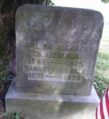 STANEART GRACE, HARRIET MATILDA - Meigs County, Ohio | HARRIET MATILDA STANEART GRACE - Ohio Gravestone Photos