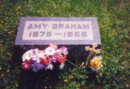 GRAHAM, AMY - Meigs County, Ohio | AMY GRAHAM - Ohio Gravestone Photos