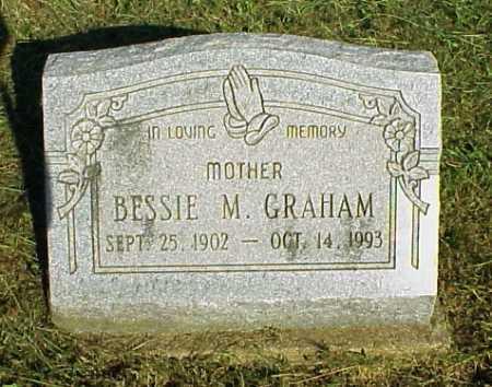 PRICE GRAHAM, BESSIE MAE - Meigs County, Ohio   BESSIE MAE PRICE GRAHAM - Ohio Gravestone Photos