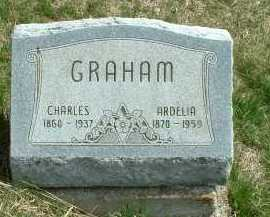 GRAHAM, CHARLES - Meigs County, Ohio | CHARLES GRAHAM - Ohio Gravestone Photos
