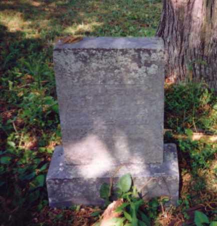 GRAHAM, DORSEL - Meigs County, Ohio   DORSEL GRAHAM - Ohio Gravestone Photos