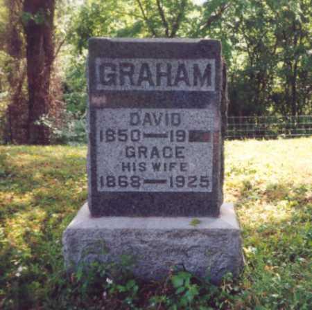 GRAHAM, DAVID - Meigs County, Ohio | DAVID GRAHAM - Ohio Gravestone Photos