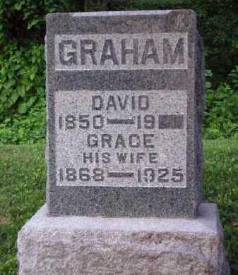 GRAHAM, GRACE - Meigs County, Ohio   GRACE GRAHAM - Ohio Gravestone Photos