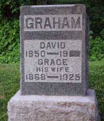 GRAHAM, DAVID - Meigs County, Ohio | DAVID GRAHAM - Ohio Gravestone Photos