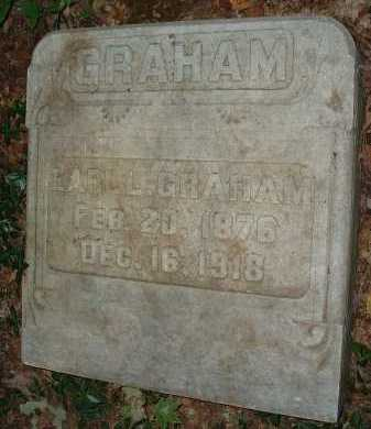 GRAHAM, EARL L. - Meigs County, Ohio | EARL L. GRAHAM - Ohio Gravestone Photos