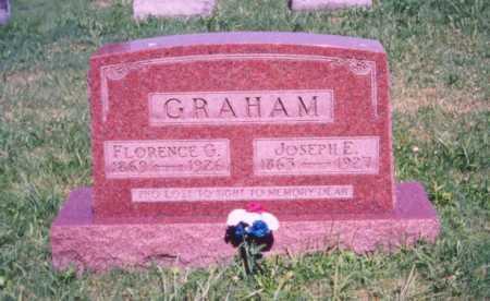 GRAHAM, JOSEPH E. - Meigs County, Ohio | JOSEPH E. GRAHAM - Ohio Gravestone Photos