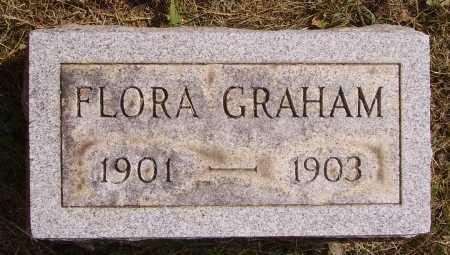 GRAHAM, FLORA - Meigs County, Ohio | FLORA GRAHAM - Ohio Gravestone Photos