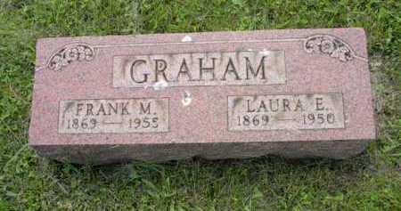 GRAHAM, FRANK M. - Meigs County, Ohio | FRANK M. GRAHAM - Ohio Gravestone Photos
