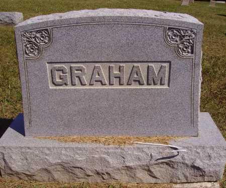 GRAHAM FAMILY, MONUMENT - Meigs County, Ohio | MONUMENT GRAHAM FAMILY - Ohio Gravestone Photos