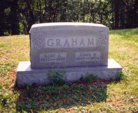 GRAHAM, JAMES H. - Meigs County, Ohio | JAMES H. GRAHAM - Ohio Gravestone Photos