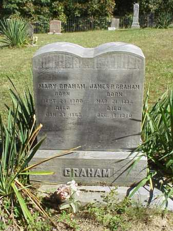 GRAHAM, JAMES R. - Meigs County, Ohio | JAMES R. GRAHAM - Ohio Gravestone Photos