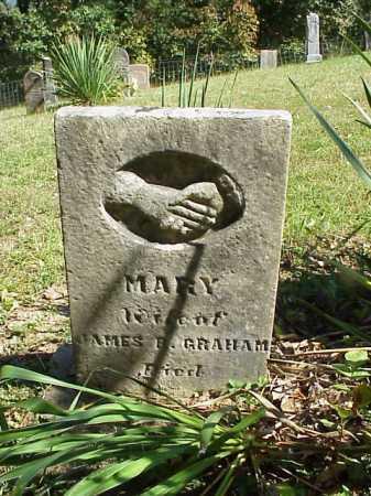 GRAHAM, MARY - Meigs County, Ohio   MARY GRAHAM - Ohio Gravestone Photos