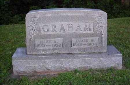 GRAHAM, JAMES H. - Meigs County, Ohio   JAMES H. GRAHAM - Ohio Gravestone Photos