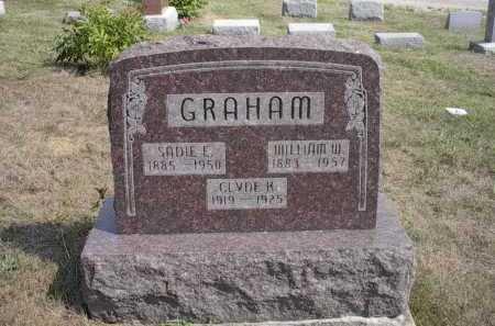 GRAHAM, SADIE E. - Meigs County, Ohio | SADIE E. GRAHAM - Ohio Gravestone Photos