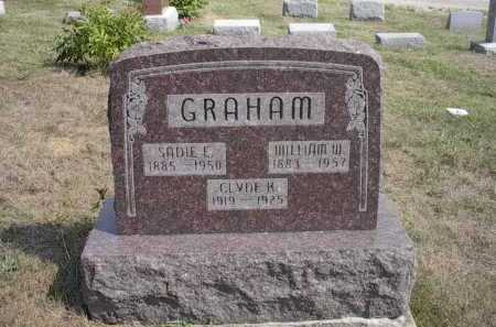 GRAHAM, SADIE E. - Meigs County, Ohio | SADIE E. GRAHAM - Ohio Gravestone Photos