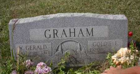 GRAHAM, W. GERALD - Meigs County, Ohio | W. GERALD GRAHAM - Ohio Gravestone Photos
