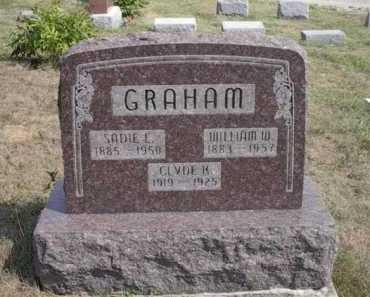 GRAHAM, WILLIAM WESLEY - Meigs County, Ohio | WILLIAM WESLEY GRAHAM - Ohio Gravestone Photos