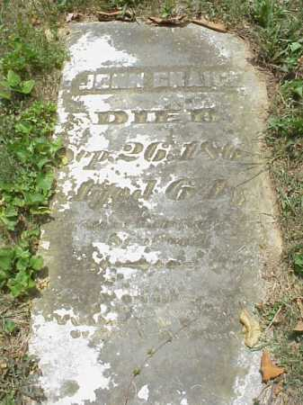 GRAICE/GRACE, JOHN - Meigs County, Ohio | JOHN GRAICE/GRACE - Ohio Gravestone Photos