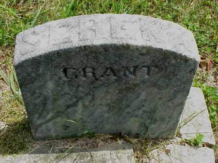 GRANT, SERENA - Meigs County, Ohio | SERENA GRANT - Ohio Gravestone Photos