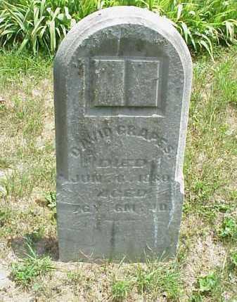 GRAPES, DAVID - Meigs County, Ohio | DAVID GRAPES - Ohio Gravestone Photos