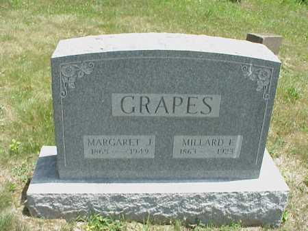GRAPES, MILLARD F. - Meigs County, Ohio | MILLARD F. GRAPES - Ohio Gravestone Photos