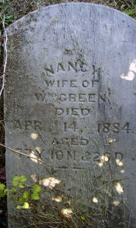 OGDIN GREEN, NANCY - Meigs County, Ohio | NANCY OGDIN GREEN - Ohio Gravestone Photos