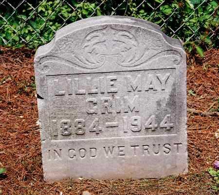 GRIM, LILLIE MAY - Meigs County, Ohio | LILLIE MAY GRIM - Ohio Gravestone Photos