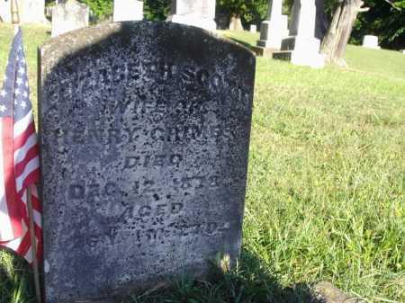GRIMES, ELIZABETH - Meigs County, Ohio | ELIZABETH GRIMES - Ohio Gravestone Photos