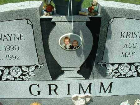 GRIMM, ROGER WAYNE - Meigs County, Ohio | ROGER WAYNE GRIMM - Ohio Gravestone Photos