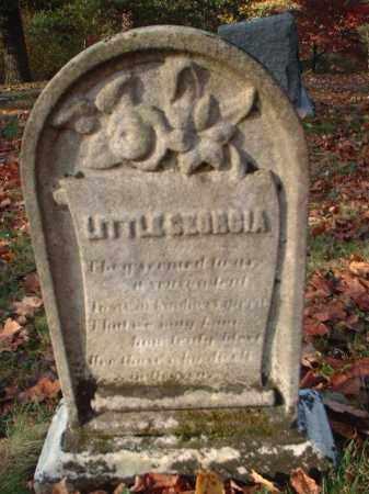 GROW, GEORGIA - Meigs County, Ohio   GEORGIA GROW - Ohio Gravestone Photos