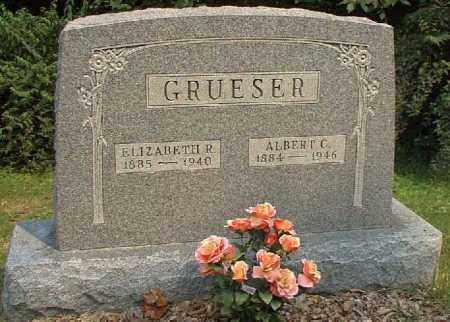 GRUESER, ALBERT C - Meigs County, Ohio   ALBERT C GRUESER - Ohio Gravestone Photos