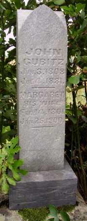 GUBITZ, MARGARET - Meigs County, Ohio | MARGARET GUBITZ - Ohio Gravestone Photos