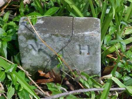 H., V. - Meigs County, Ohio   V. H. - Ohio Gravestone Photos