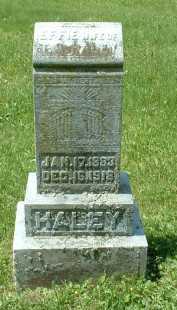 HALEY, EFFIE - Meigs County, Ohio   EFFIE HALEY - Ohio Gravestone Photos