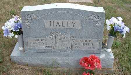 HALEY, ROBERT E. - Meigs County, Ohio | ROBERT E. HALEY - Ohio Gravestone Photos