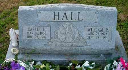 HALL, WILLIAM R. - Meigs County, Ohio | WILLIAM R. HALL - Ohio Gravestone Photos
